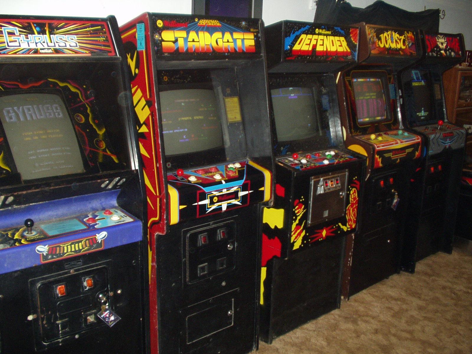 Sala Giochi Anni 80 : Arcade anni la sala giochi a portata di mano geek tv