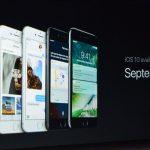 Problemi di aggiornamento per iOS10